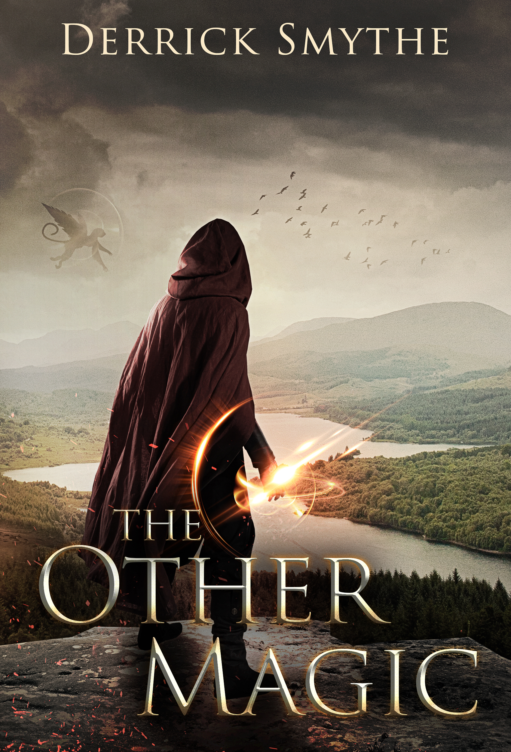 The Other Magic – A Reverse Interview into an #AwardWinning #Fantasy