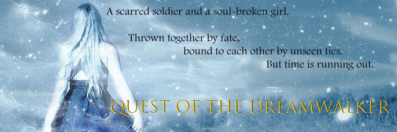 Quest of the Dreamwalker and an #Author named Stacy